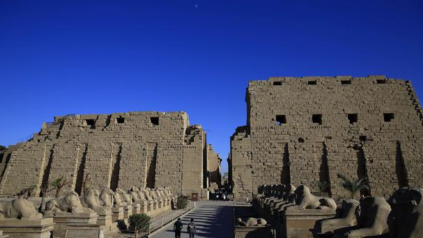 Tourism is the lifeblood of Luxor, home to some of Egypt's most famous ancient temples