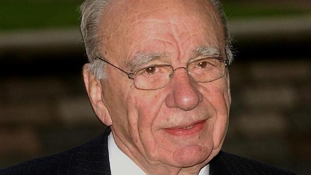 Reports say Rupert Murdoch will step down as chief executive of 21st Century Fox
