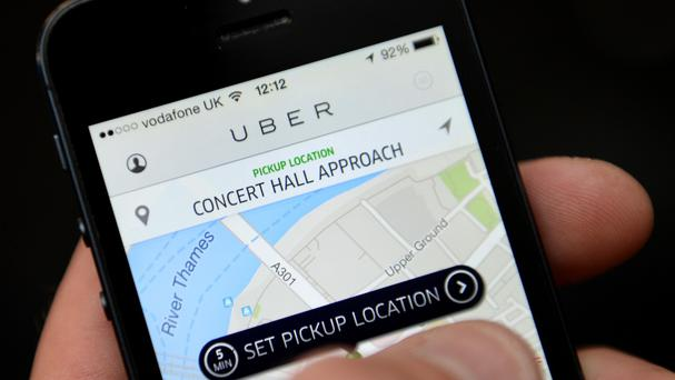 Uber is banning both drivers and passengers from carrying guns