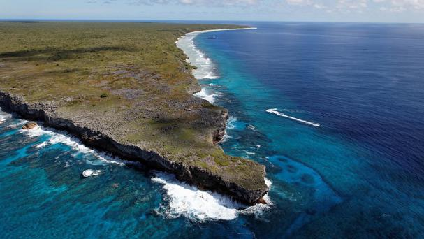 Pitcairn can carry out same-sex weddings - but there are apparently no gays in the territory