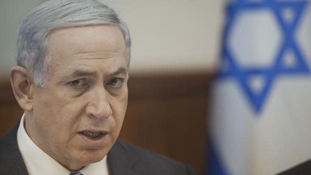 Israeli Prime Minister Benjamin Netanyahu has slammed the UN's report over the Gaza conflict. (AP)