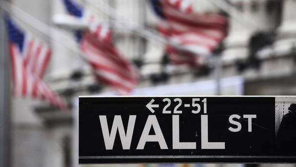 Wall Street had a mixed day of trading