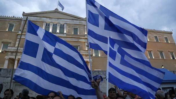 Aid groups say Greece urgently needs more help from the European Union to deal with the influx. (AP)