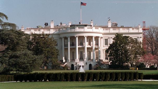 The White House says visitors can now take photos or use social media during public tours of the building.