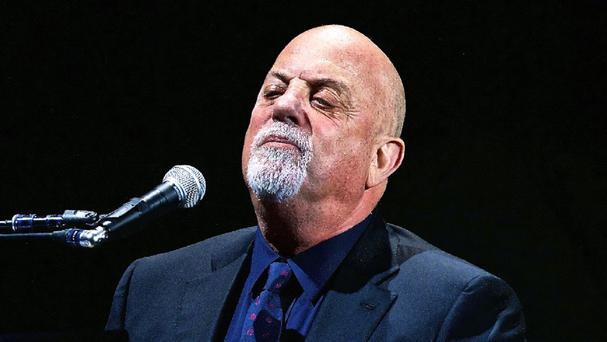 Billy Joel performs for a record 65th time at Madison Square Garden (Invision/AP)