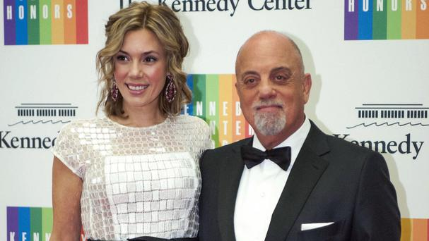 Billy Joel and Alexis Roderick married in a surprise July 4 ceremony (AP)
