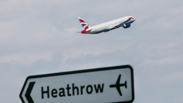 British Airways said the behaviour would not be tolerated