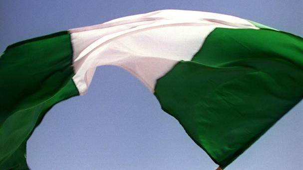 The attack took place in a village in north-east Nigeria