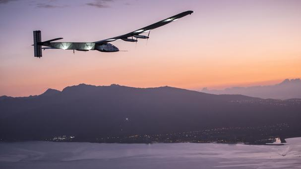 The Solar Impulse 2 has been grounded