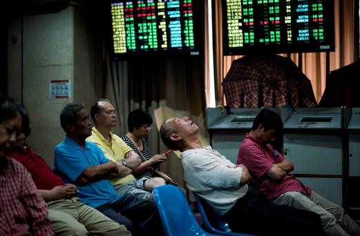 With the benchmark Shanghai stock index falling more than 30 percent in less than a month, wiping out around 3.2 trillion USD of value, Chinese government officials have cobbled together rescue measures aimed at propping up the market