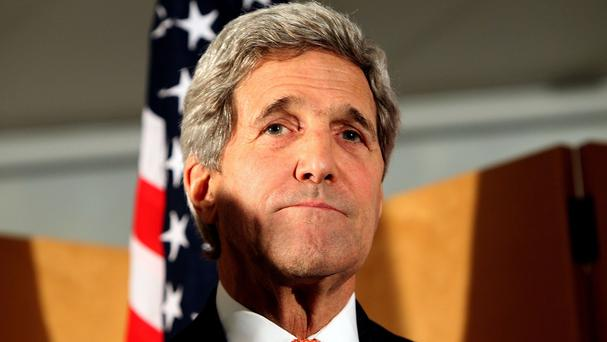 US Secretary of State John Kerry previously said