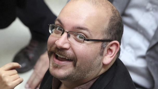 Jason Rezaian has been detained in an Iranian prison for nearly a year. (AP)