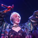 Miley Cyrus has revealed that she will host this year's MTV Video Music Awards in Los Angeles (AP)