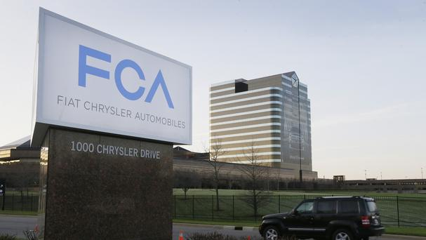 Fiat Chrysler has decided to recall about 1.4 million vehicles (AP)