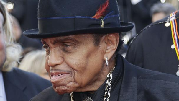 Joe Jackson is in hospital in Brazil (AP)