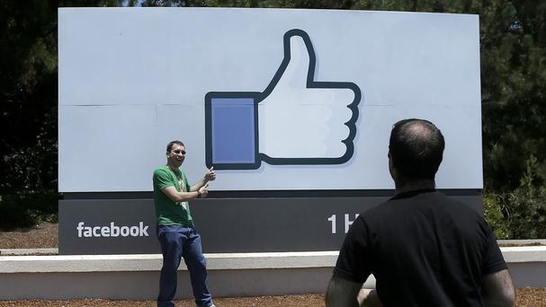 Facebook is growing on all fronts, shown by its second-quarter results (AP)