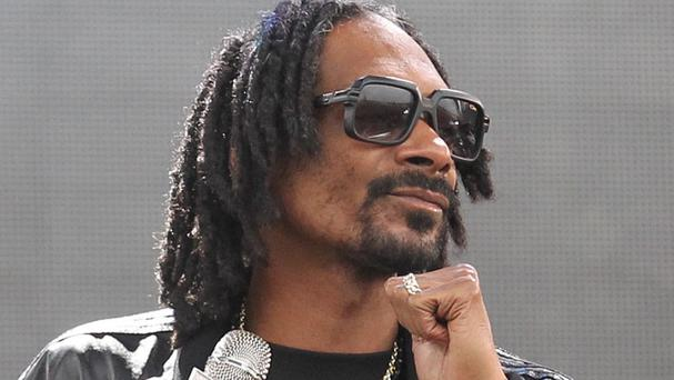 Snoop Dogg is due to perform in England on Sunday