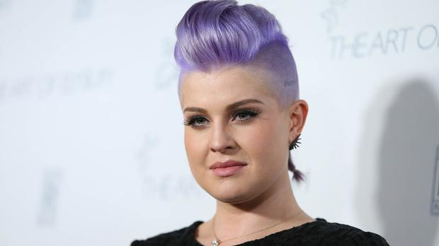 Kelly Osbourne said she had learned a very valuable lesson (AP)
