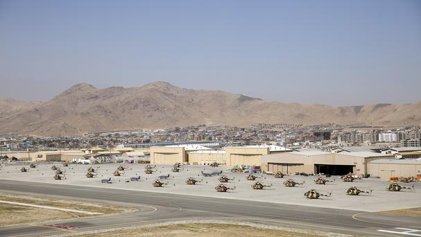A helicopter crashed in Afghanistan, killing 17 soldiers
