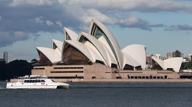 Victor Twartz, 91, arrived at Sydney Airport with cocaine hidden in 27 bars of soap