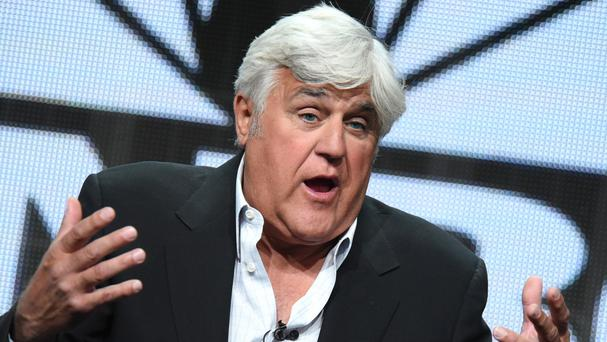 Jay Leno, pictured, says critics of Bill Cosby's accusers are being sexist and unfair (Invision/AP)
