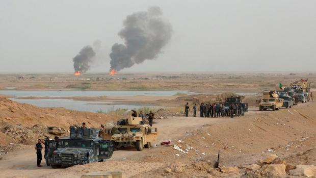 ISIL: Terror group is using mustard gas