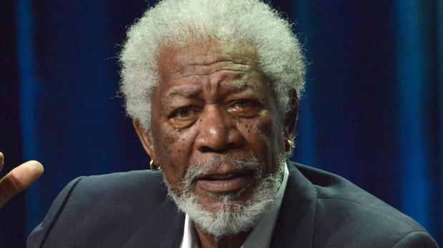 Morgan Freeman paid tribute to his step-granddaughter (Richard Shotwell/Invision/AP)