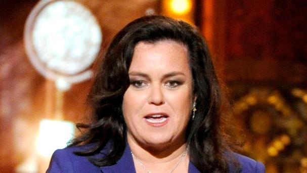 Rosie O'Donnell's 17-year-old daughter is missing. (AP)