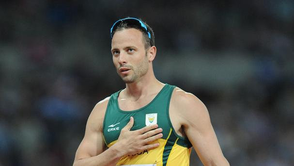 The head of South Africa's Department of Justice has intervened to prevent Oscar Pistorius's early release from prison.
