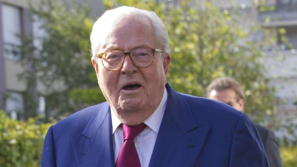 Jean-Marie le Pen has been expelled by the far-right party National Front