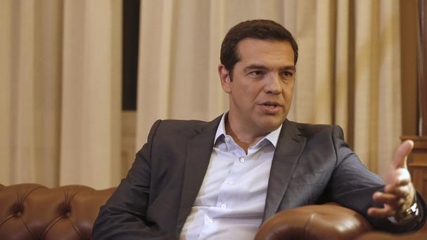 Alexis Tsipras has announced his government's resignation and called early elections (AP)