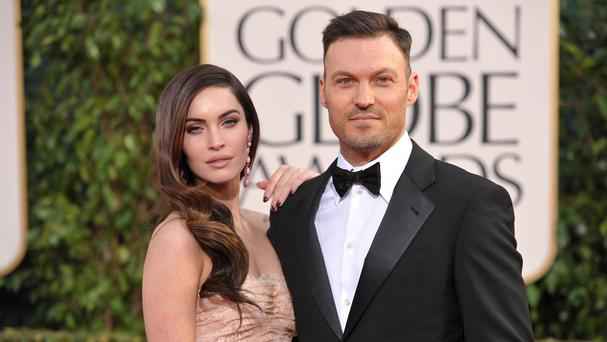 Megan Fox and Brian Austin Green are to divorce (AP)