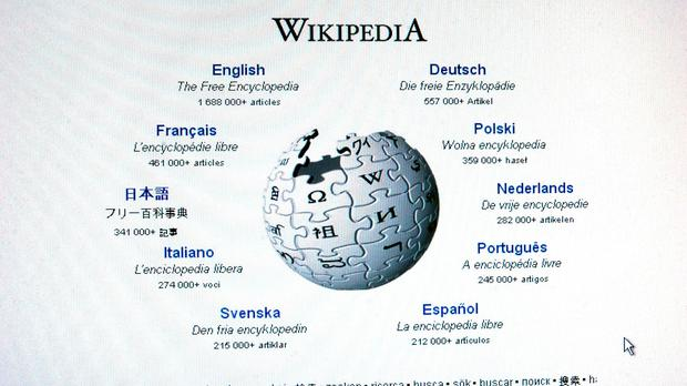 The Russian version of Wikipedia was briefly banned in the country