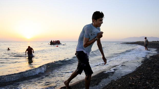 A total of 2,492 people were rescued in 70 operations off the eastern islands of Lesbos, Chios, Samos, Agathonissi, Farmakonissi, Kos and Symi