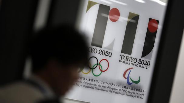 Tokyo Olympic organisers have scrapped the logo for the 2020 Games (AP)