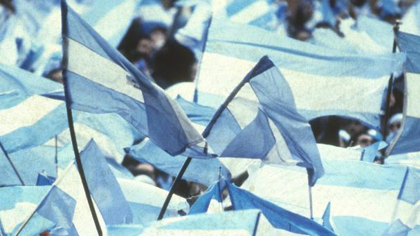 Eduardo Oviedo was arrested in the Argentine city of Mar del Plata