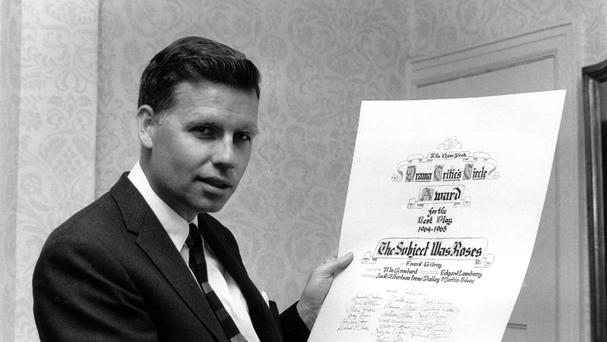 Gilroy was best known for The Subject Was Roses (AP)