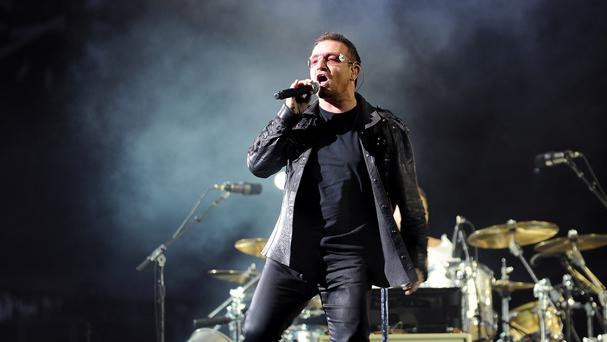 U2 have rescheduled the show in Stockholm for Tuesday