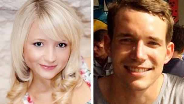 The trial over the murders of David Miller, 24, and Hannah Witheridge, 23, ended on Sunday.