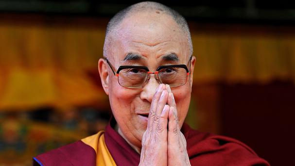 The Dalai Lama has been told to rest by doctors