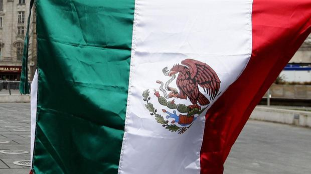 The bodies were found in a mass grave outside Mexico City
