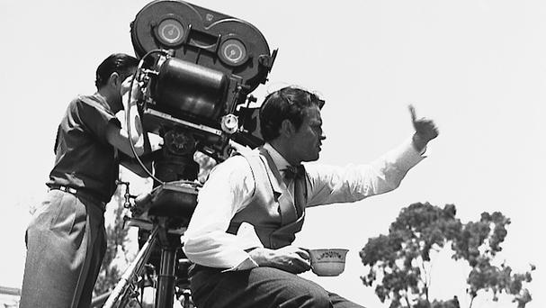 Orson Welles wrote, directed and acted in Citizen Kane when he was 25 (AP)