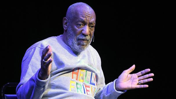 Bill Cosby has been accused by a model of drugging and sexually abusing her in a bedroom at the Playboy Mansion in 2008 (AP)