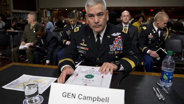 General John Campbell: 'To be clear, the decision to provide (air strikes) was a US decision, made within the US chain of command. The hospital was mistakenly struck. We would never intentionally target a protected medical facility'
