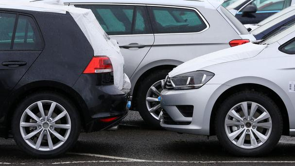 Volkswagen is carrying out searches in Germany