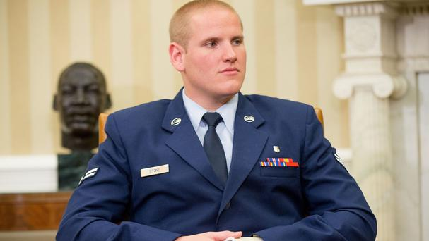 Spencer Stone has been stabbed in California (AP)