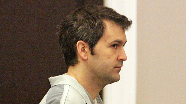 Michael Slager is charged with murder over the shooting of unarmed black man Walter Scott (The Post And Courier/AP)