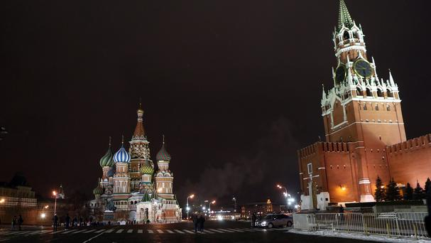 Authorities in Russia claim to have foiled a terror attack plot in Moscow