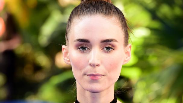 Rooney Mara at the world premiere of Pan at London's Odeon Leicester Square