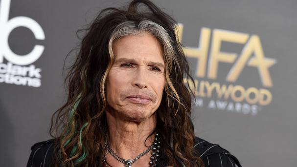 Aerosmith's Steven Tyler is a registered Republican (Jordan Strauss/Invision/AP)